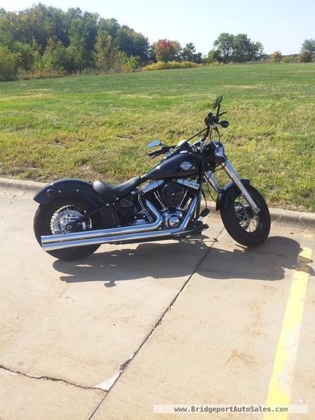 2012 Harley Davidson Softail Slim