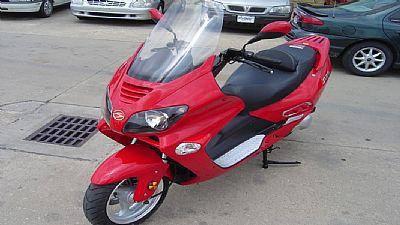 2007 SunL 250cc scooter