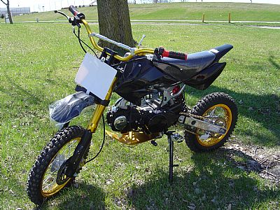 2006 SunL Dirt Bike