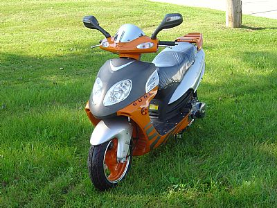 2005 SunL Adventure 150cc