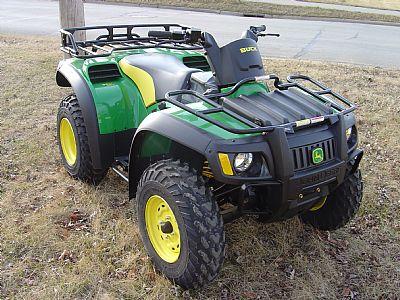 2006 John Deere Buck 650 4x4