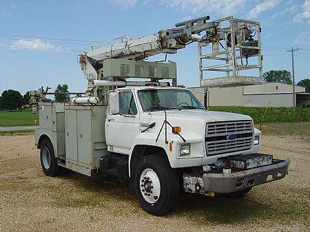 1994 Ford F-800 Bucket Truck